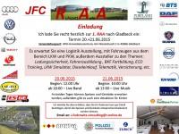 Herzliche Einladung zur 1. Ruhrpott Auto Ausstellung (RAA)!