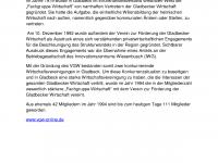Beitritt zur Förderung der Gladbecker Wirtschaft e.V.